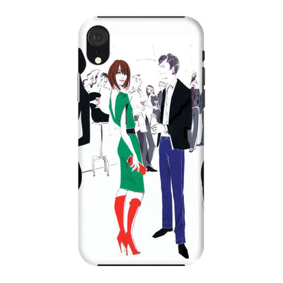 ESCADA PARTY Slim Case And Cover For IPHONE XR