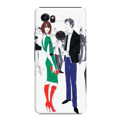 Escada Party Slim Case For Pixel 2 XL