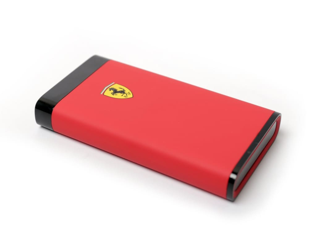 FERRARI POWER BANK - 12000 mAh