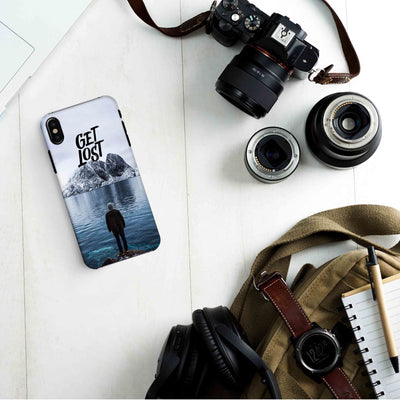 Find Your Paradise Slim Case And Cover For iPhone X