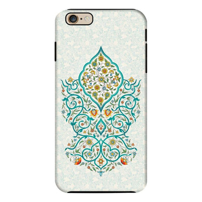 Floral Enchantment Slim Case For iPhone 6 Plus