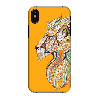 For The Bravehearts Slim Case And Cover Iphone Xs - Yellow