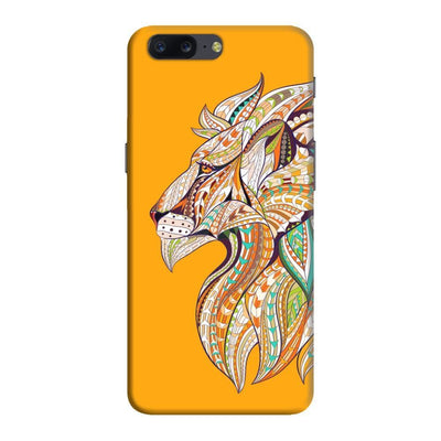 For The Bravehearts Slim Case And Cover Oneplus Five - Yellow