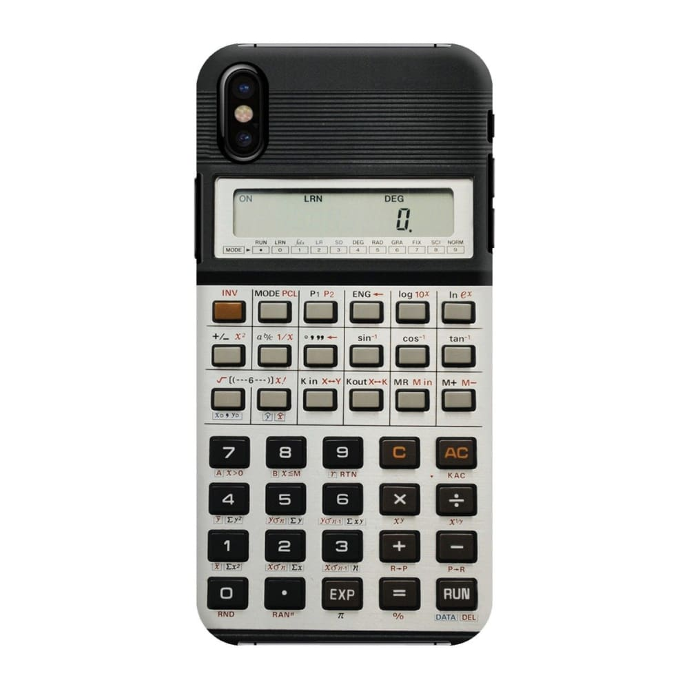 For The Classical Engineer Slim Case And Cover For Iphone X