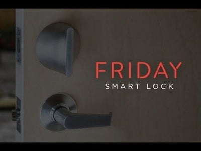 Friday Lock - phone controlled smart lock