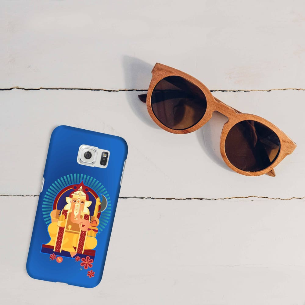 GANPATI-THE ONE WHO IS BELOVED Slim Case And Cover For GALAXY S6