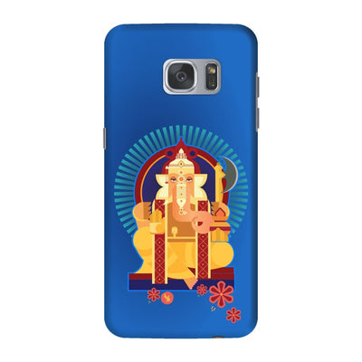 GANPATI-THE ONE WHO IS BELOVED Slim Case And Cover For GALAXY S7