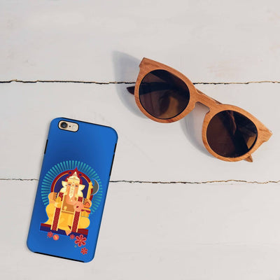 GANPATI-THE ONE WHO IS BELOVED Slim Case And Cover For IPHONE 6 PLUS