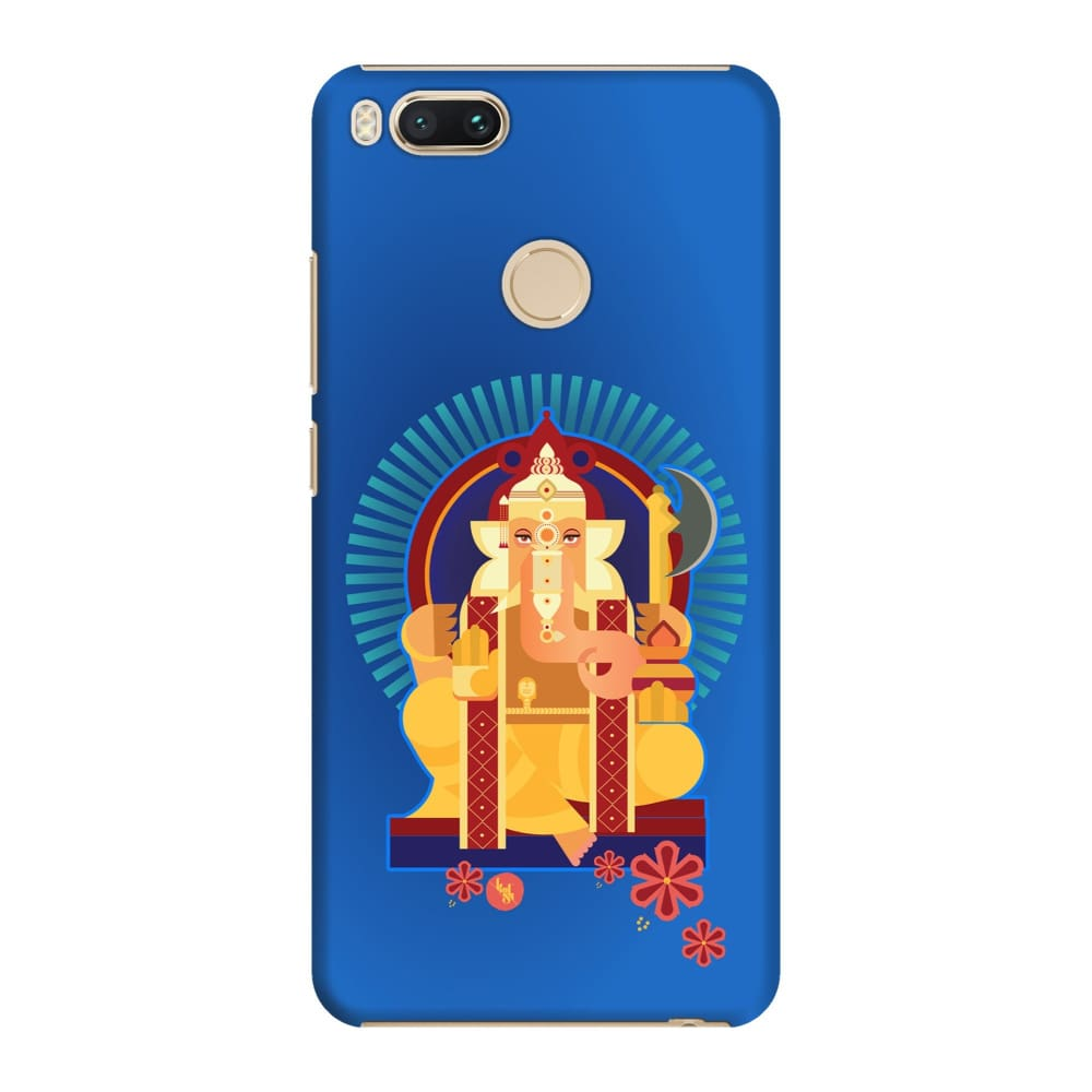 GANPATI-THE ONE WHO IS BELOVED Slim Case And Cover For REDMI MI A1