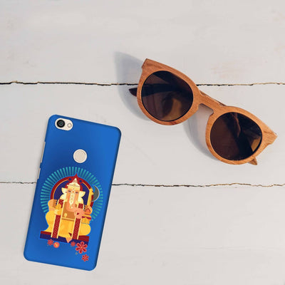 GANPATI-THE ONE WHO IS BELOVED Slim Case And Cover For REDMI Y1