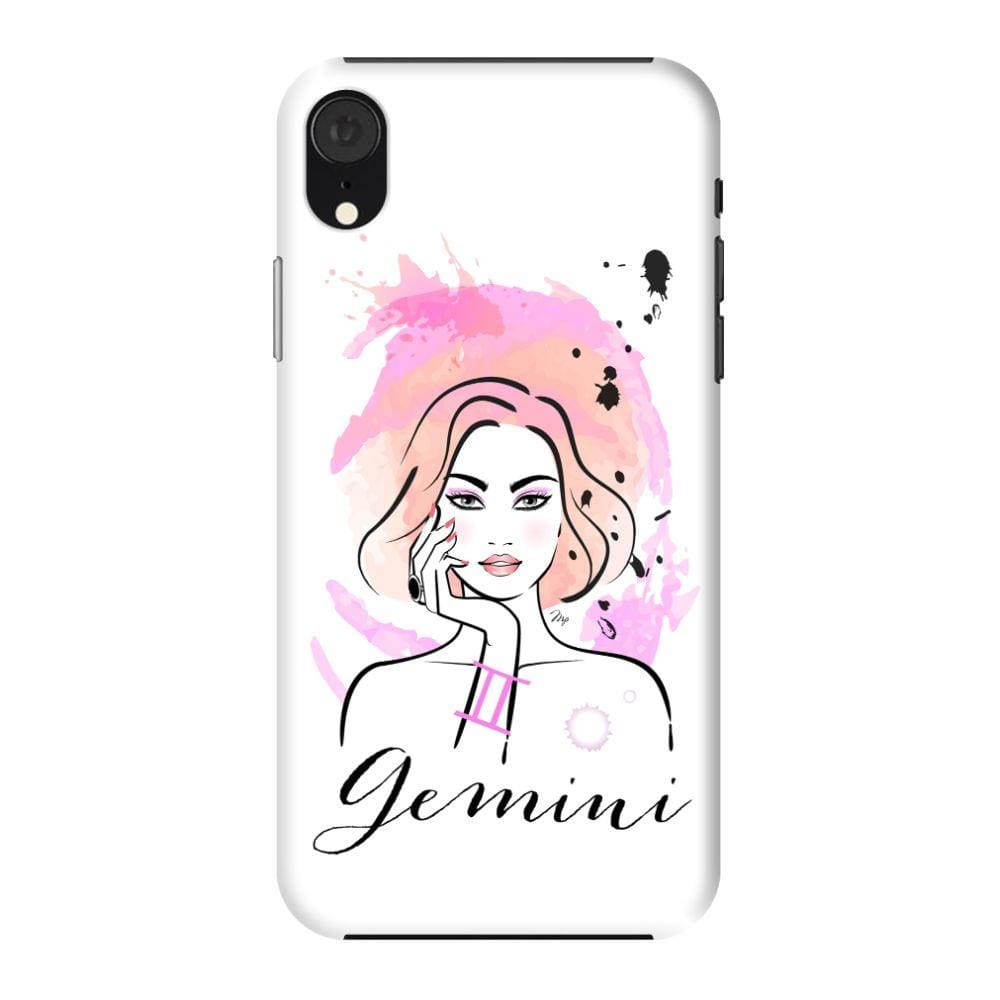 Gemini by Martina Pavlova  Slim Case And Cover For iPhone XR