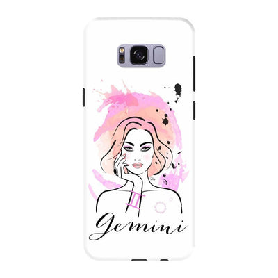 Gemini by Martina Pavlova Slim Case For Galaxy S8