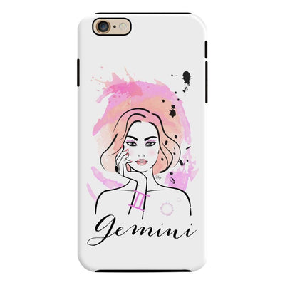 Gemini By Martina Pavlova Slim Case For Iphone 6 Plus