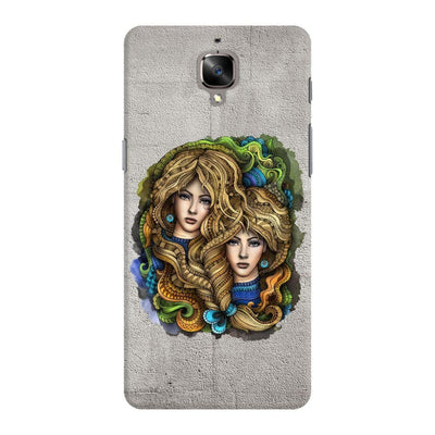 Gemini By Olka Kostenko Slim Case For Oneplus 3T