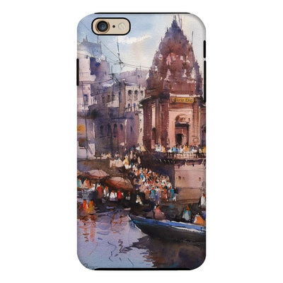 Ghats Of Benaras Slim Case And Cover For Iphone 6 Plus
