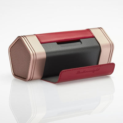 Gleeman Leatherweight - the retro wireless speakers
