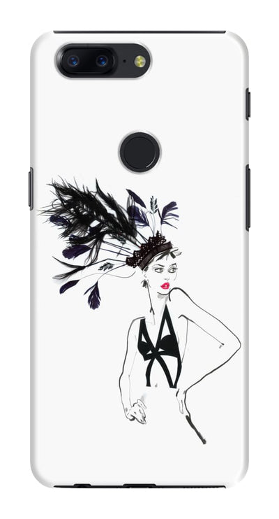 Headdress Slim Case And Cover For Oneplus 5T