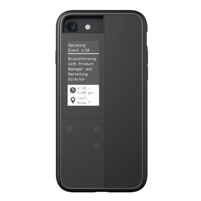 InkCase Ivy - second screen for your iPhone - Black