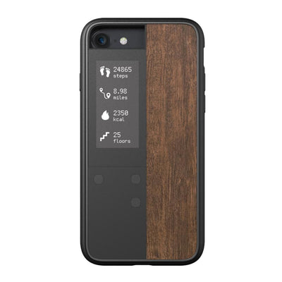 InkCase Ivy - second screen for your iPhone - Rose Wood