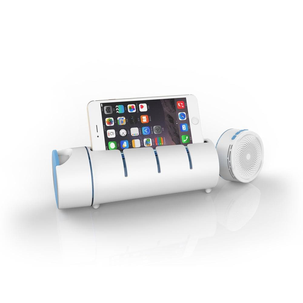 iWater - its a water bottle, its a speaker