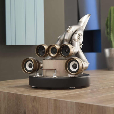 iXoost XiLO 5.1 - Bluetooth audio system from Modena Italy