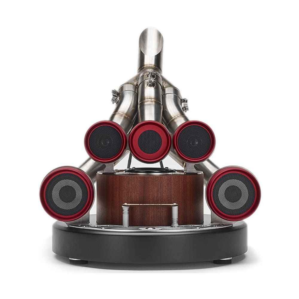 iXoost XiLO 5.1 - Bluetooth audio system from Modena, Italy