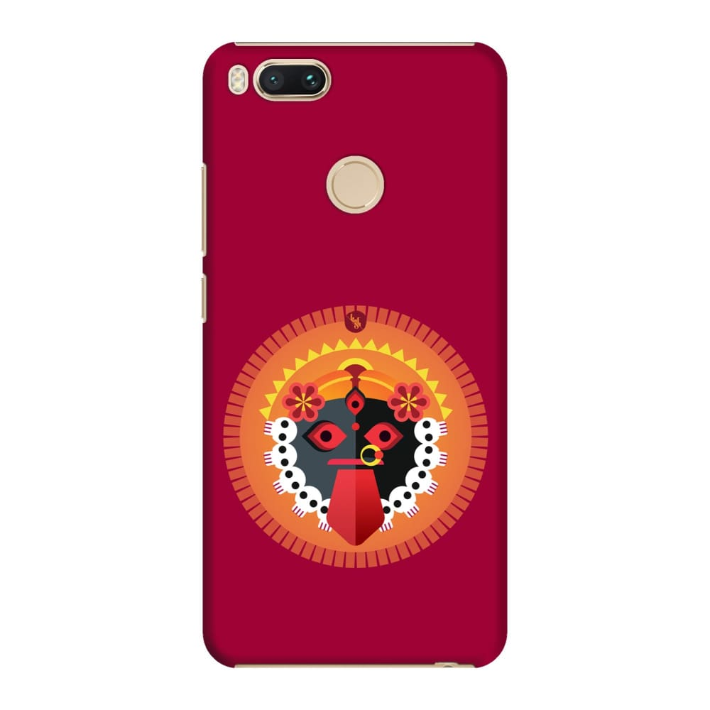 KALI-THE ONE WHO EMPOWERS Slim Case And Cover For REDMI MI A1