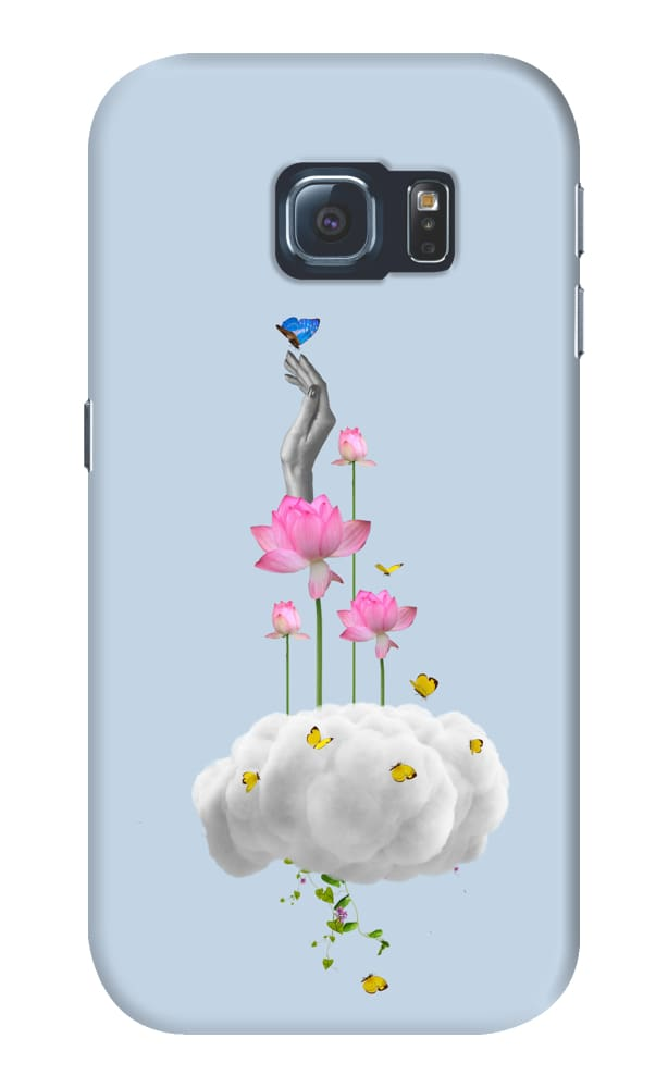 Keep Dreaming Slim Case For Galaxy S6 Edge