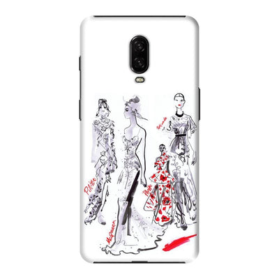 LA FASHION WEEK 2016 Slim Case And Cover For ONEPLUS 6T