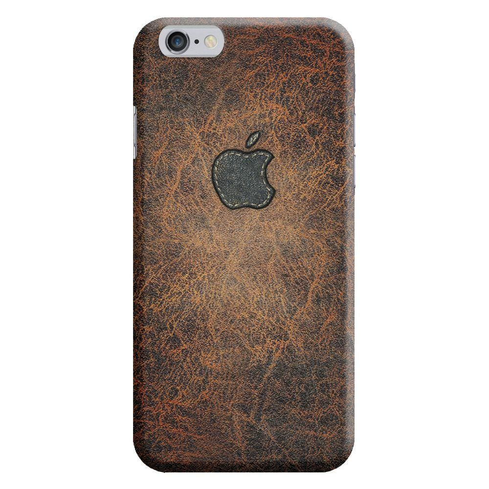 Leather Print Slim Case And Cover For Iphone 6