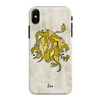 Leo by Roly Orihuela Slim Case For iPhone X