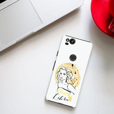 Libra by Martina Pavlova Slim Case For Pixel 2