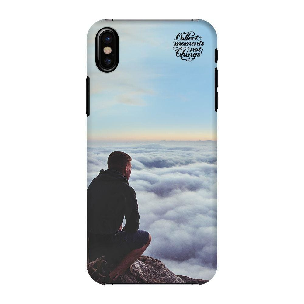 Limitless Skies Slim Case And Cover For iPhone X