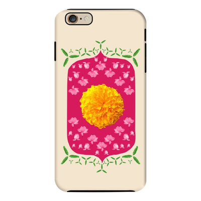 Marigold Love Slim Case And Cover For Iphone 6 Plus