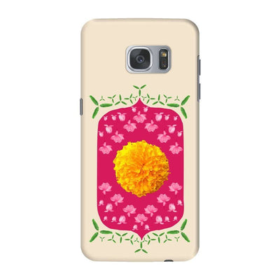Marigold Love Slim Case For Galaxy S7
