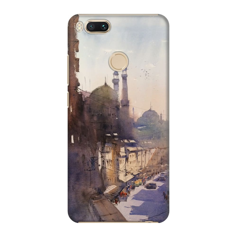MOSQUES OF KOLKATA Slim Case And Cover For REDMI MI A1