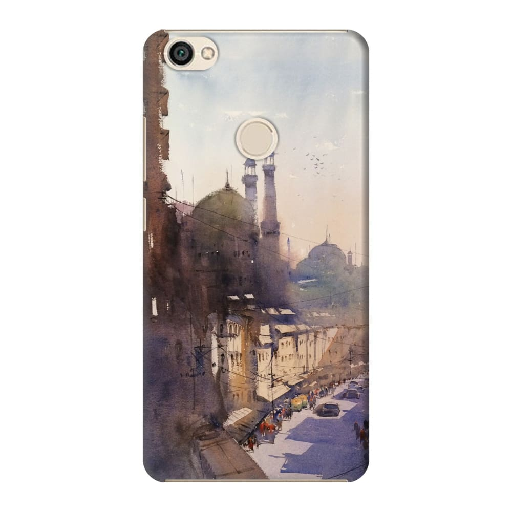 MOSQUES OF KOLKATA Slim Case And Cover For REDMI Y1