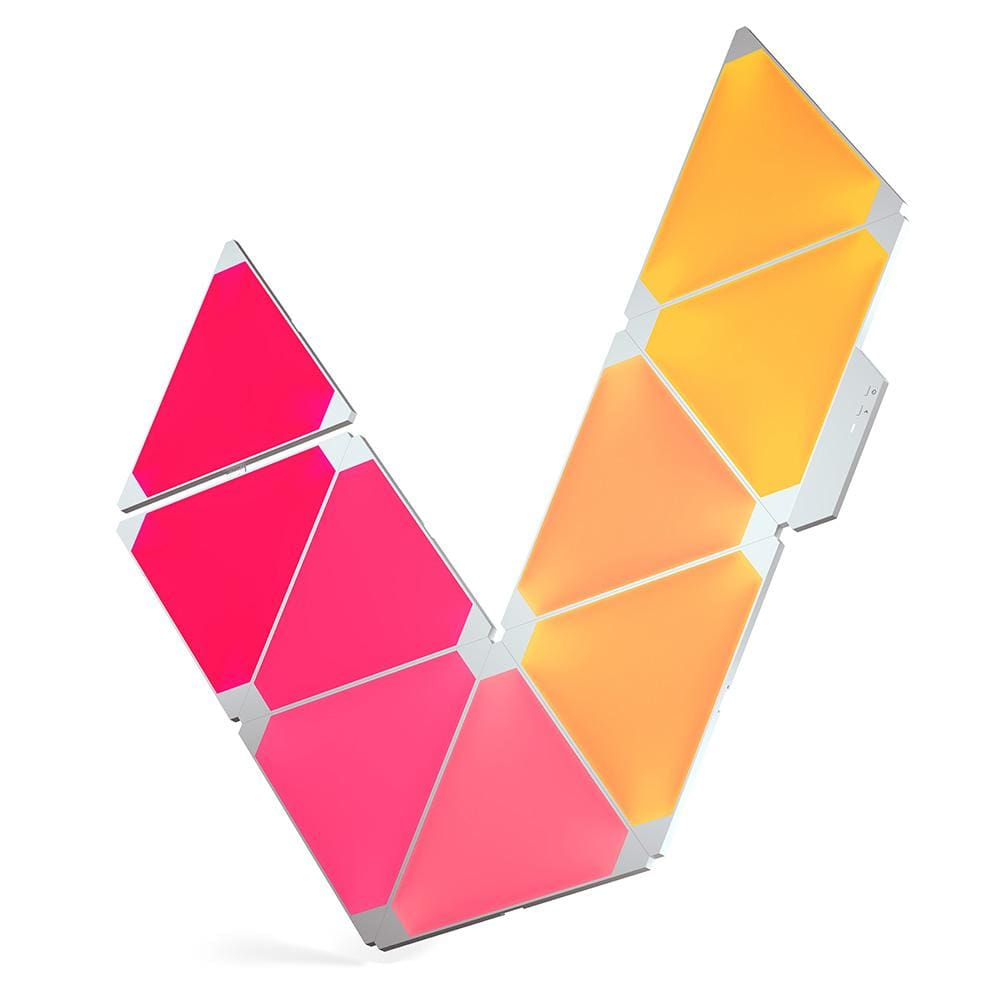Nanoleaf Aurora - Smart Modular LED Light Kit