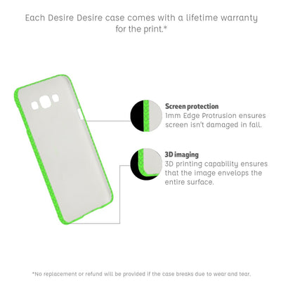 Neon Confetti Slim Case For Redmi MI A1