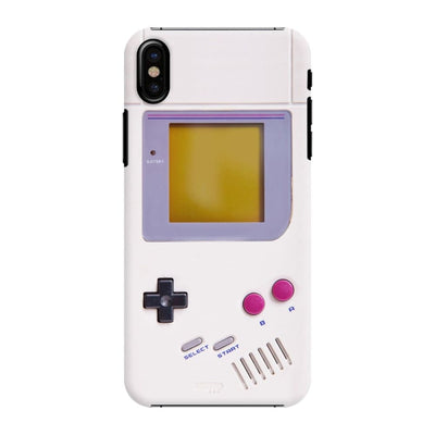 Nintendo Game Boy Designer Slim Case And Cover For iPhone X