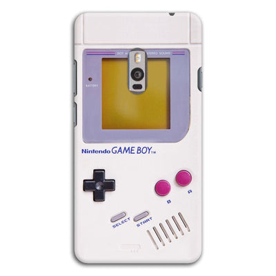 Nintendo Game Boy Designer Slim Case And Cover For OnePlus Two