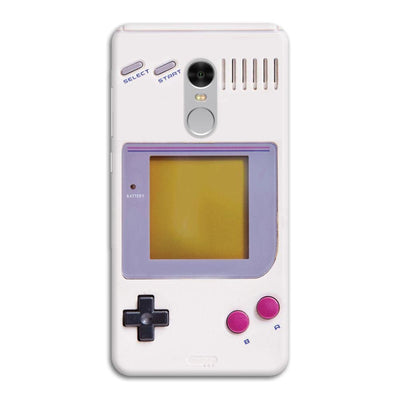 Nintendo Game Boy Designer Slim Case And Cover For Redmi Note 4