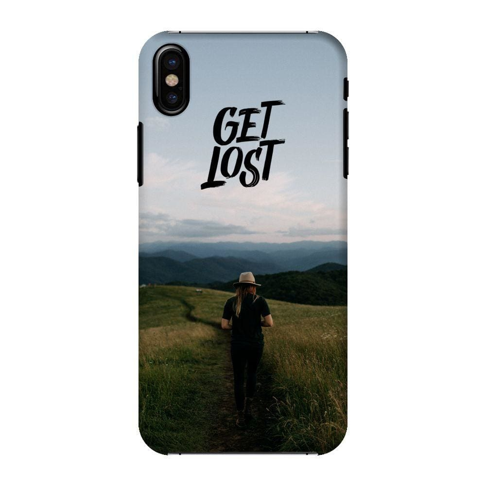Nourish Your Soul Slim Case And Cover For iPhone X