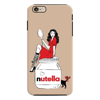 Nutella Slim Case For Iphone 6 Plus
