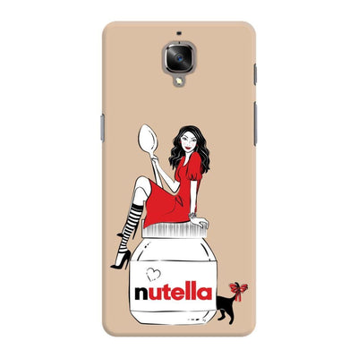 Nutella Slim Case For Oneplus 3T