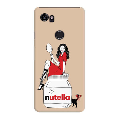 Nutella Slim Case For Pixel 2 XL