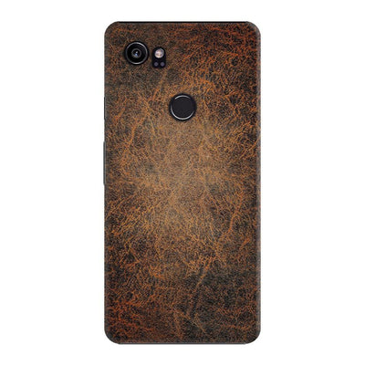 on leather DESIGNER Slim Case And Cover For Pixel 2 XL