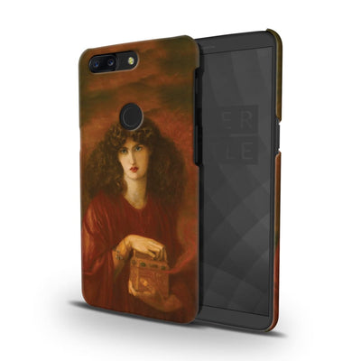 Pandora Oil 1871 Slim Case And Cover For Oneplus 5T
