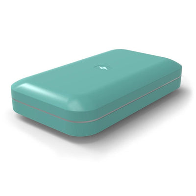 Phonesoap 3.0 - UV Light Sanitizer and Charger - Aqua