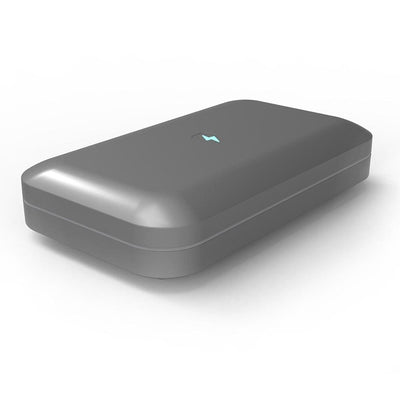 Phonesoap 3.0 - UV Light Sanitizer and Charger - Silver